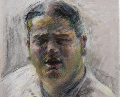 Ritratto di Armando Mazza - Boccioni