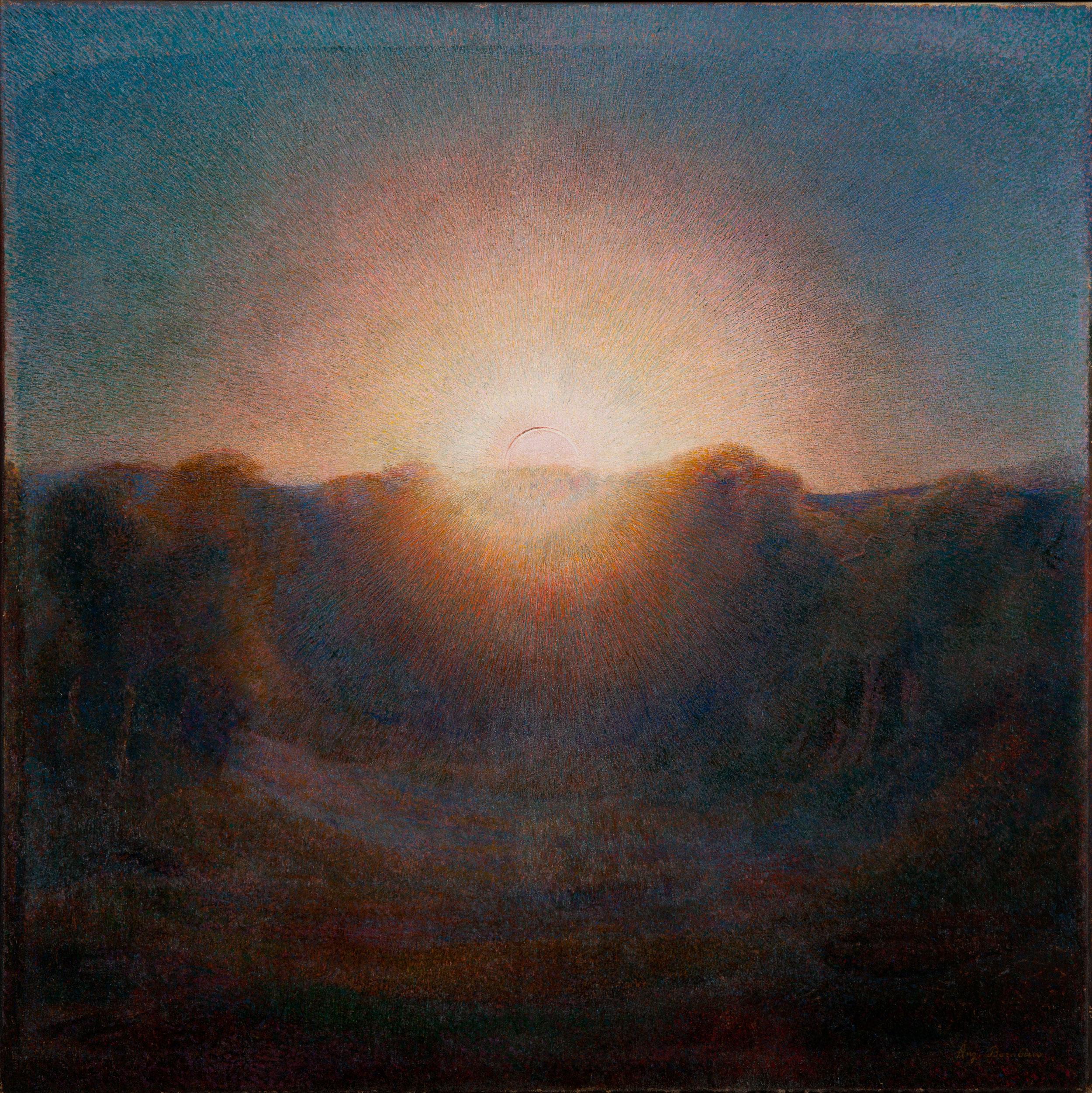 Il sole - Barabino
