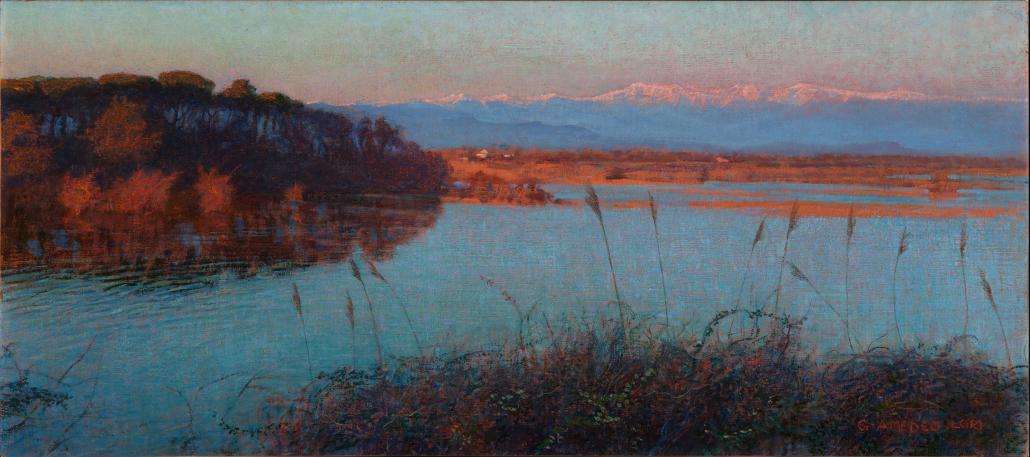 Lago di Massaciuccoli - Lori