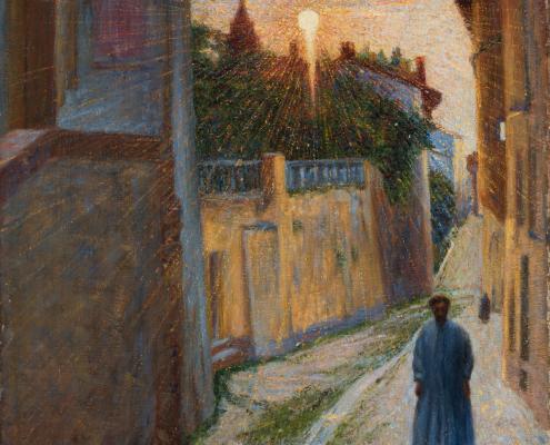 Strada al sole - Olivero