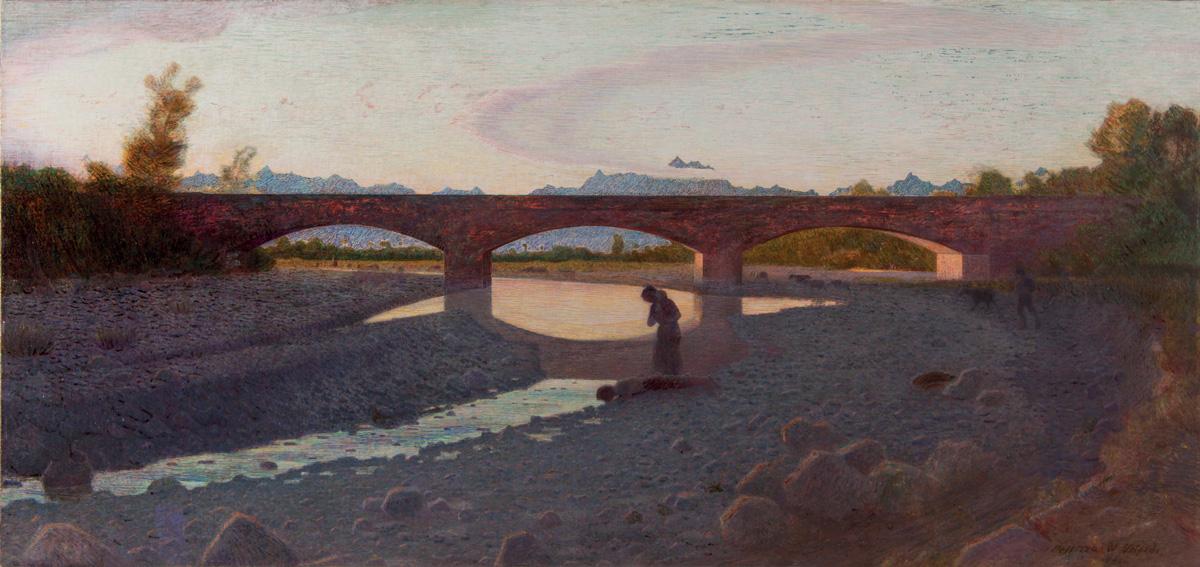 Il Ponte - Pellizza da Volpedo