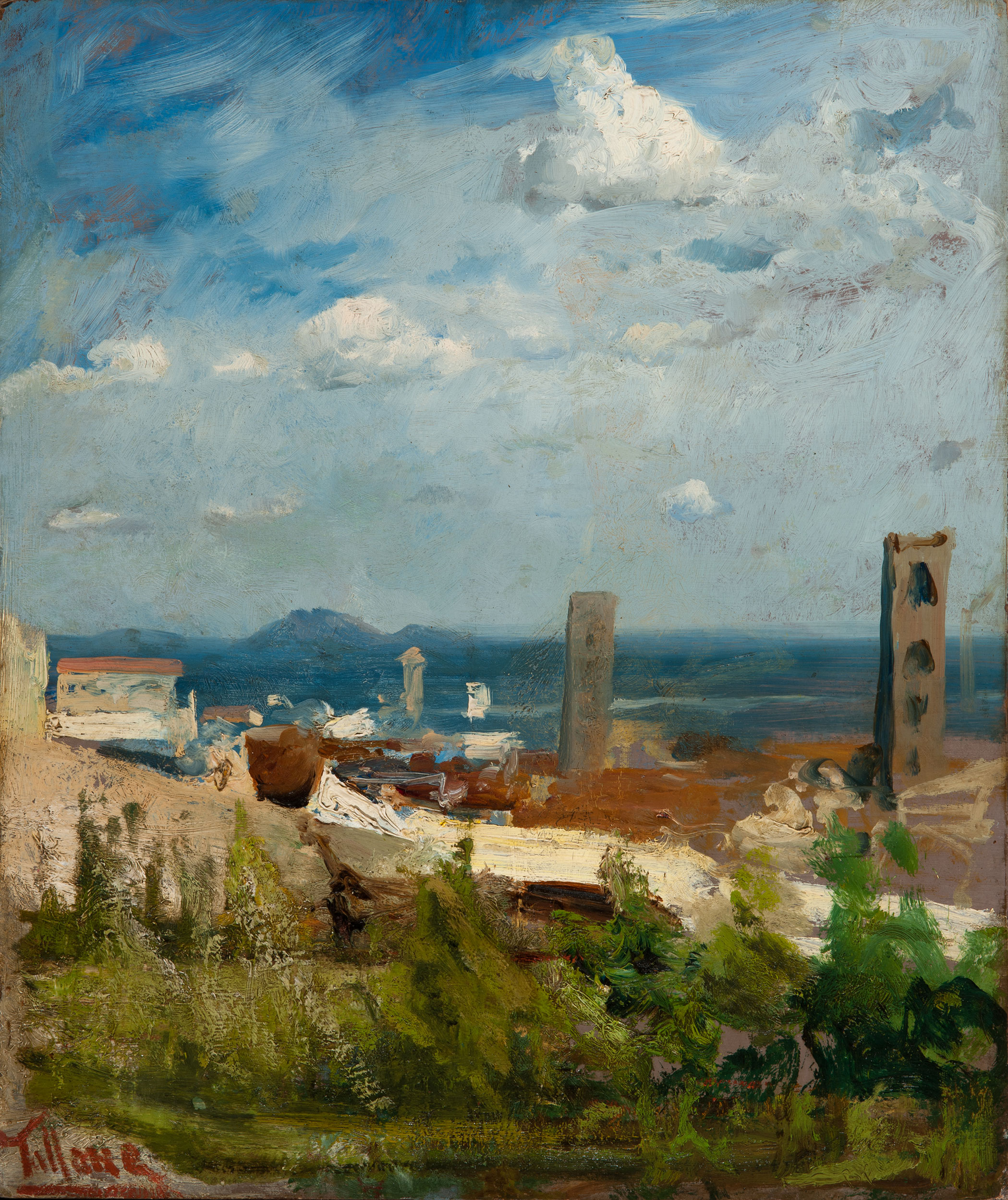 Bergamo alta - Tallone