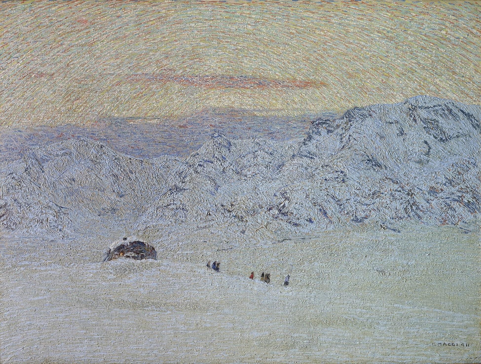 Il Viatico - Cesare Maggi