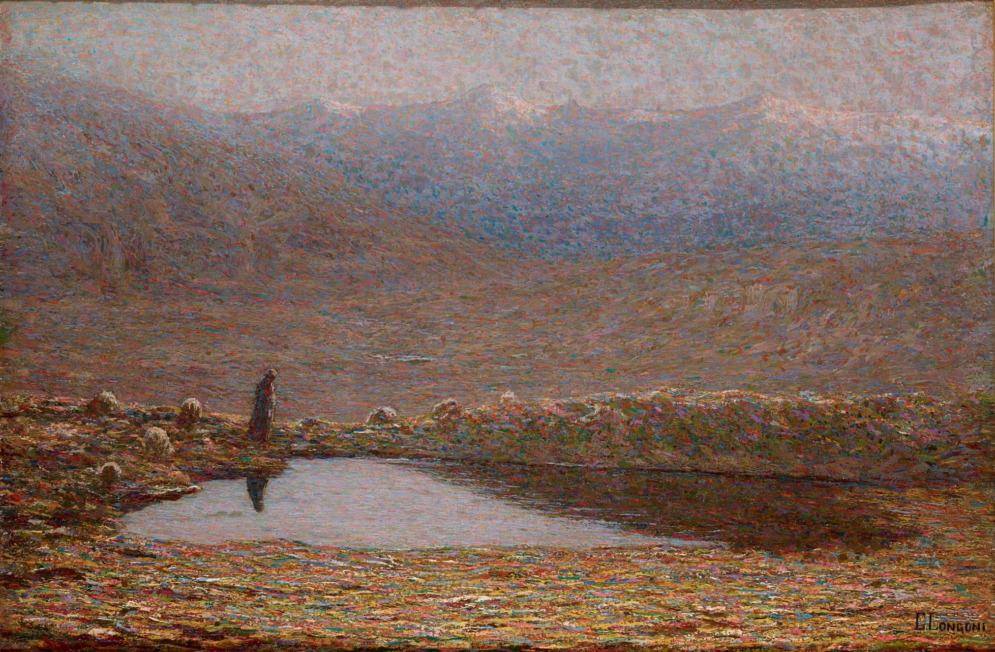 solitudine - emilio longoni