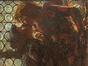 Gaetano Premiati - Il bacio
